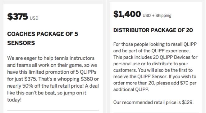 QLIPP 5 and 20
