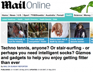 QLIPP daily mail header