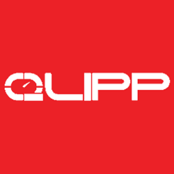 QLIPP red logo